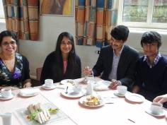 Dr Venkat and Family