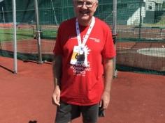 Dave Hill medal