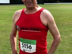 Alan Schofield - Bronze Medal in the 5km Walk