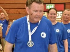 Neil Macdonald - Volleyball Captain