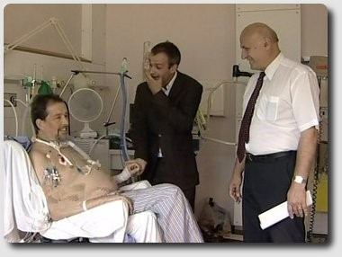 Transplant at Wythenshawe